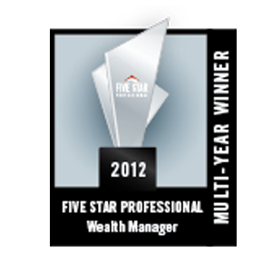 Five star professional wealth manager